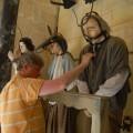 Dugeons WMdinie - ja wmuzeum tortur, poznaję maski przewinień