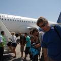 Ja nalotnisku zaraz wylatuję zEgiptu