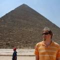 Ja natle Piramidy Cheopsa