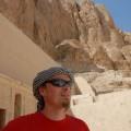 Ja przedświątynią Hatszepsut
