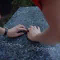 Kamienny labirynt wzbliżeniu