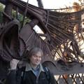 Krzysztof przeddziełem Gaudiego - smok Finca Guell
