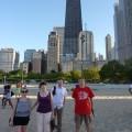 Plaża chicagowska