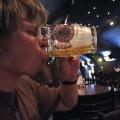 Po vinnym coś tam.... trzeba było szybko tozapić piwem