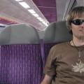 Podróż wtakim pociągu tosama przyjemność