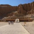 Świątynia królowej Hatszepsut wDeir el Bahari