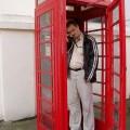 W angielskiej budce telefonicznej