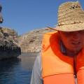 Ja nałódce - płyniemy doBlue Grotto