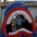 ja wpaszczy rekina