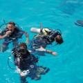 przygotowanie dozanurzenia się - nurkowanie głębinowe